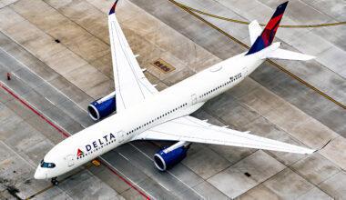 Delta Air Lines Airbus A350-941 N512DN