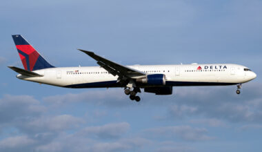 Delta Air Lines Boeing 767-432(ER) N835MH