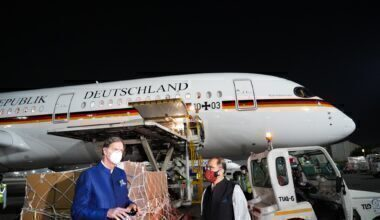 Germany, Airbus A350, India COVID Crisis