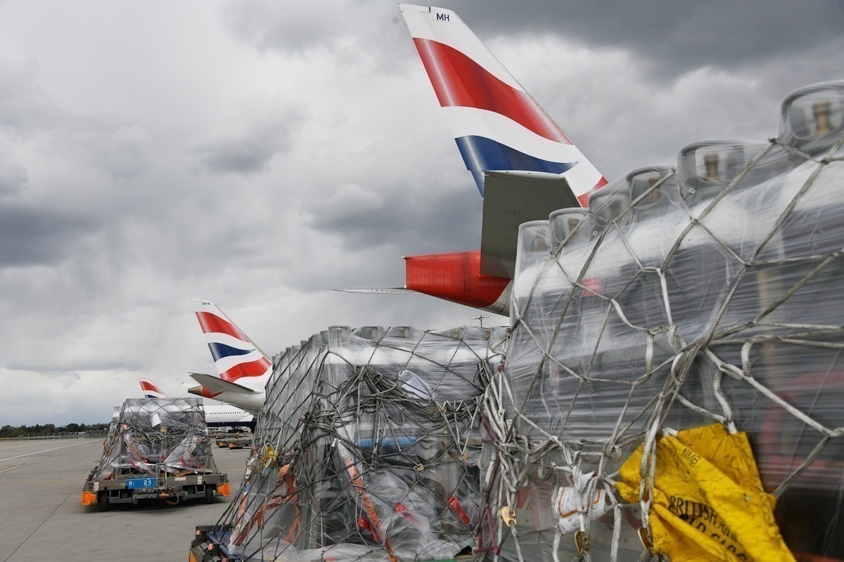 IAG, Cargo, Travel Restrictions