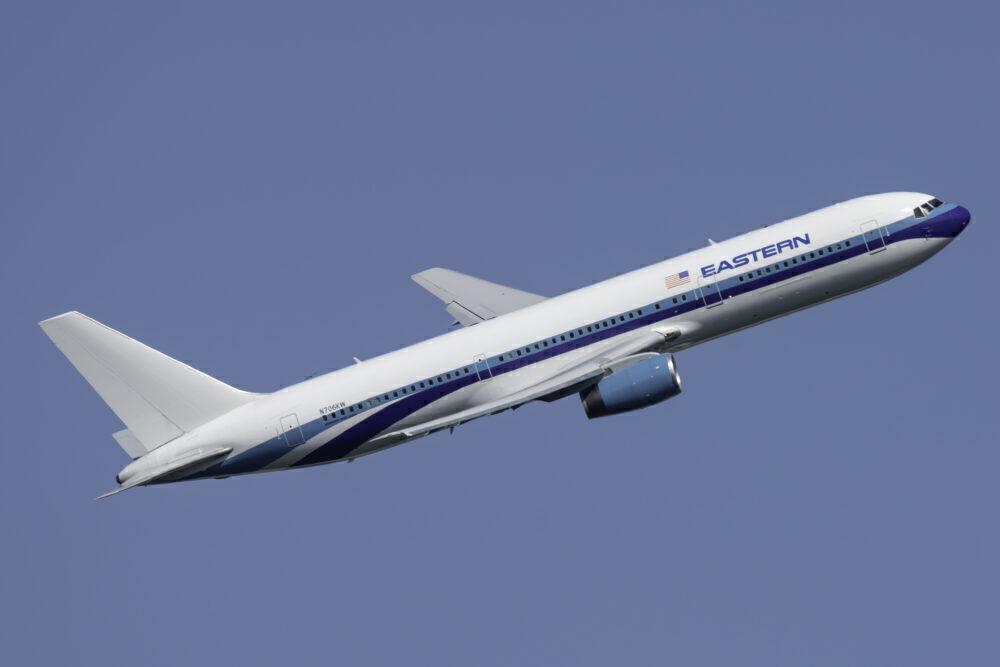 Eastern Boeing 767