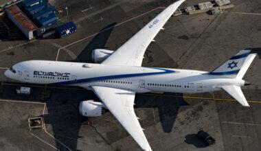 El Al Israel Airlines Boeing 787-9 Dreamliner 4X-EDC