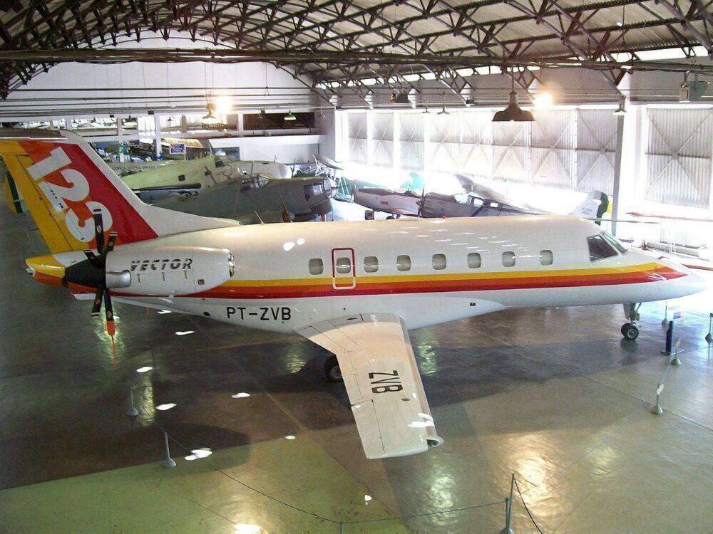 Embraer CBA-123 Aircraft