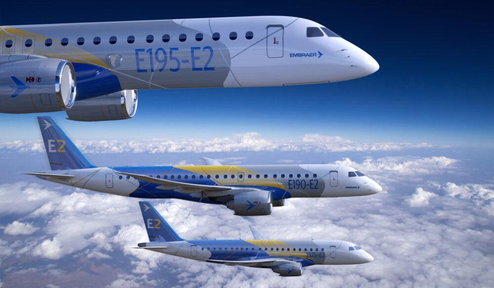 Embraer E2 family