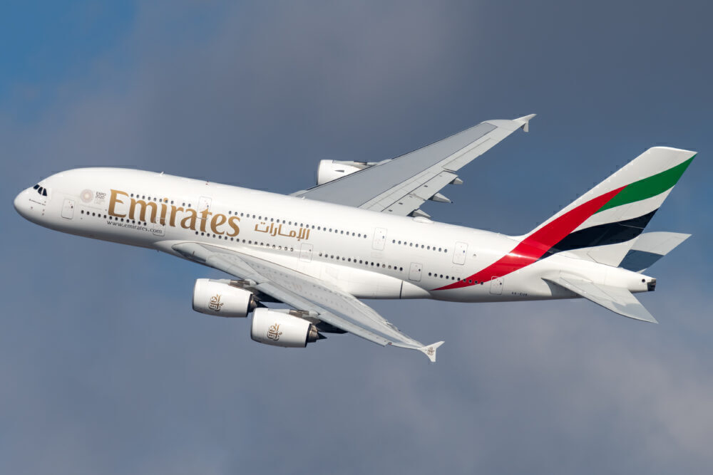 Emirates Is Only Flying 15-20 Airbus A380's Every Week