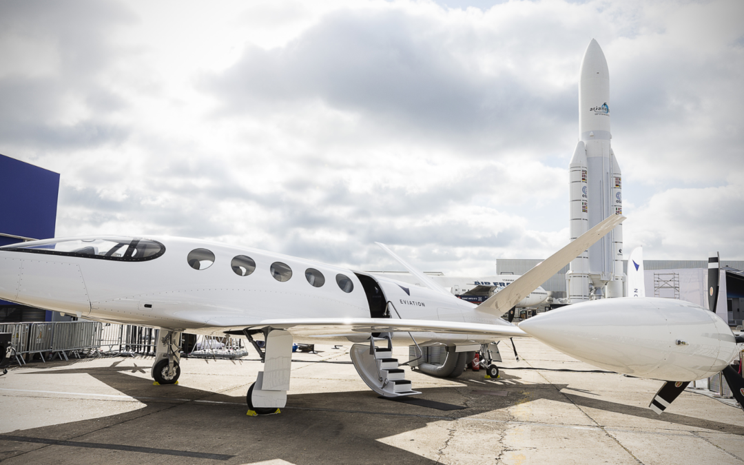 Eviation Moves Closer To Flying Its All-Electric Alice Aircraft