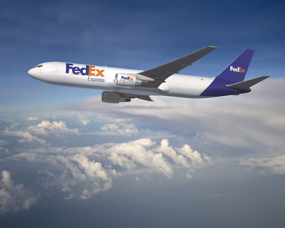 FedEx Crosses Milestone With 100th Boeing 767