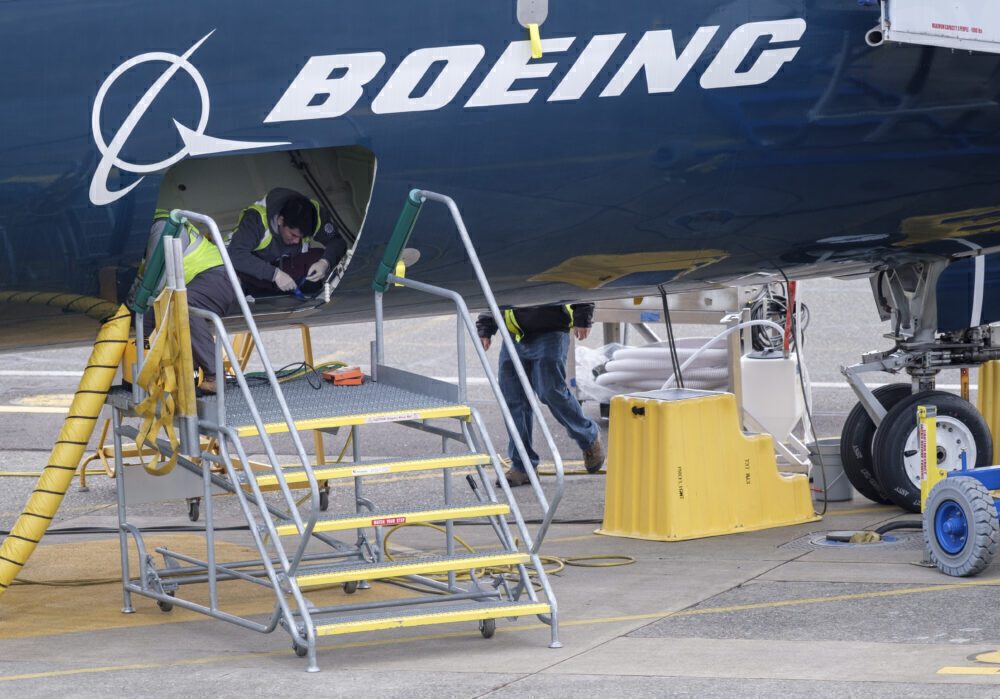 Boeing Lets Go Of 65 Workers Following Unacceptable Conduct