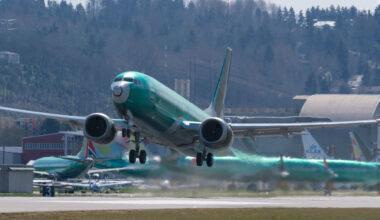 Boeing 737 MAX Getty