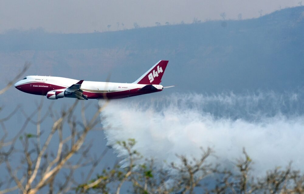 Aerial Firefighting – How Does It Work?