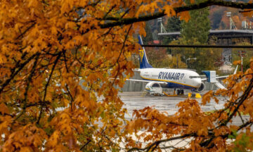 Ryanair's Impressive 9 Hour Long Boeing 737 MAX 8 Delivery Flight
