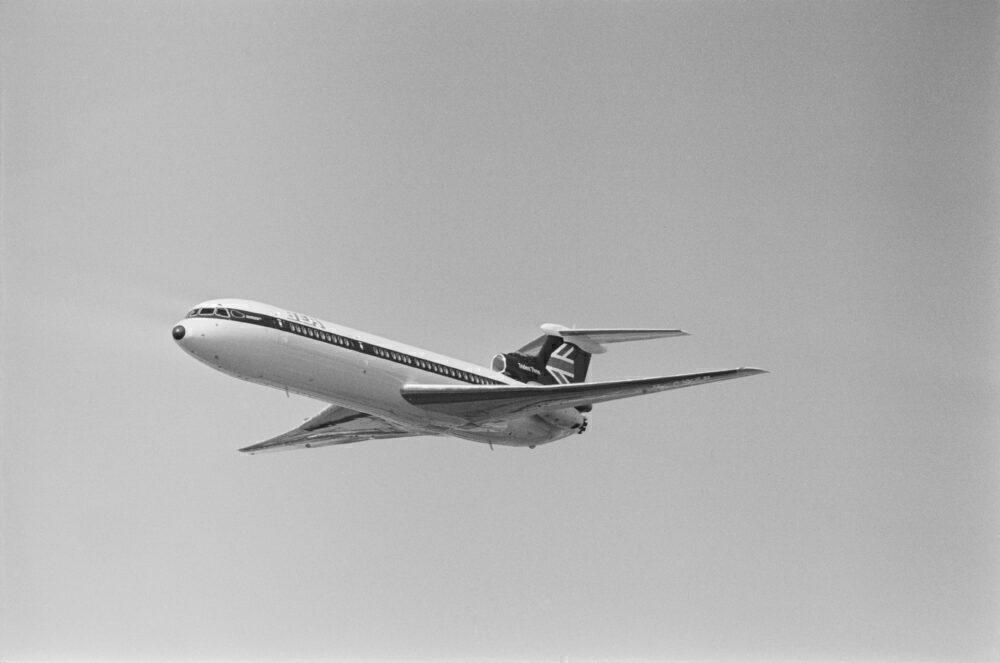 1970 Farnborough Airshow
