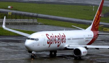 SpiceJet 737 Getty