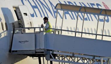 "Regular Flights From Taipe, Taiwan Continue to Land At Ontario International Airport Despite Coronavirus Outbreak""n"