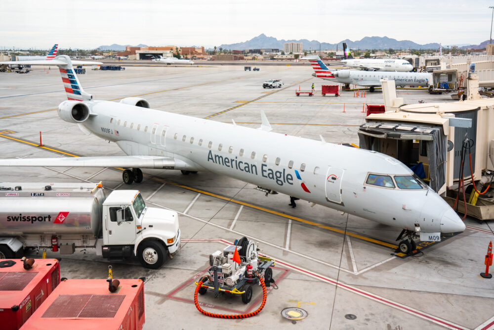 American Airlines Has Shifted Some Of Its Hub Strategy