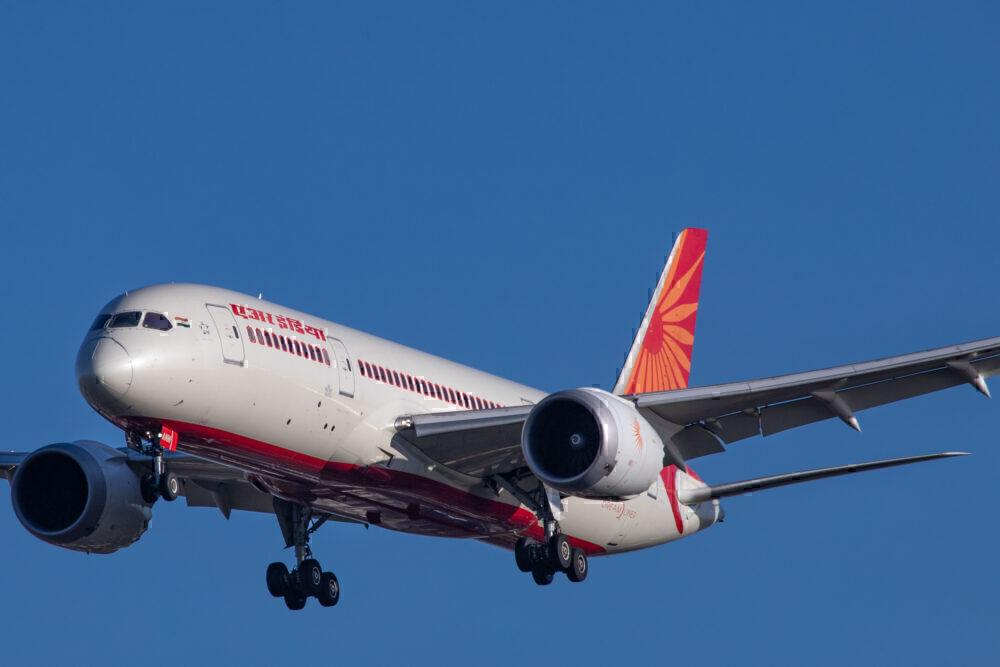 Air India Boeing 787 Getty