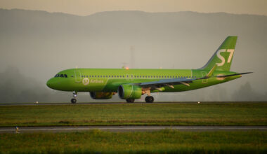 S7 Airlines Airbus A321