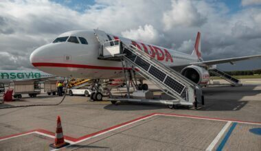 Flying Lauda Airline During The Pandemic