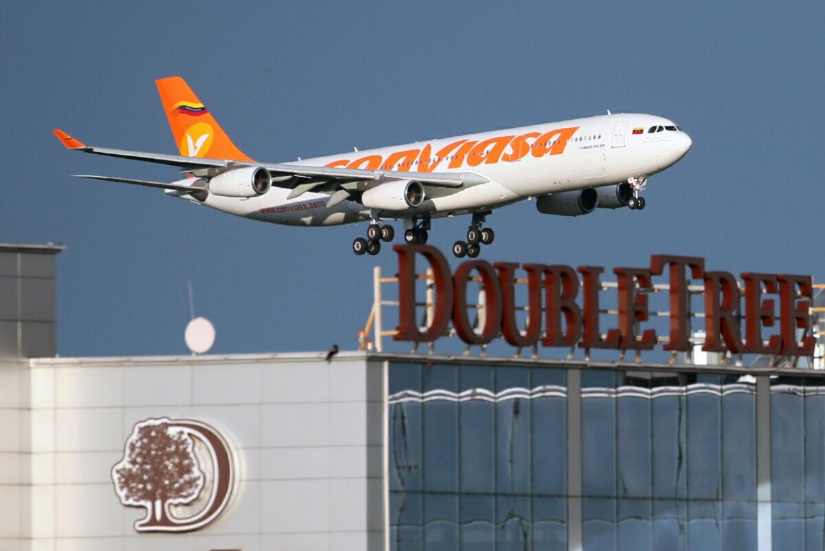 Venezuela's Conviasa Launches Airbus A340 Flights To Moscow