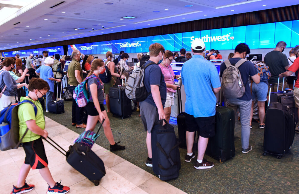 Memorial Day Holiday Leads To Two Days Topping 1.9m Passengers