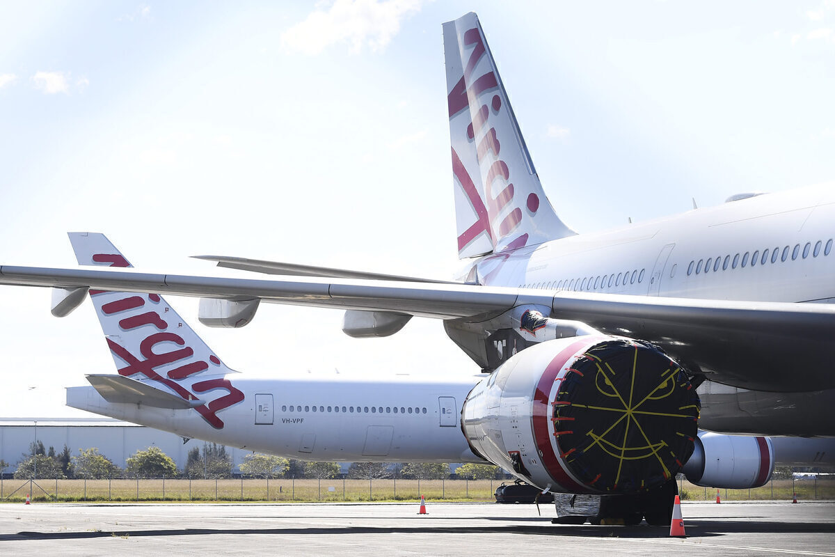 Virgin Australia CEO Calls For Borders To Reopen This Year