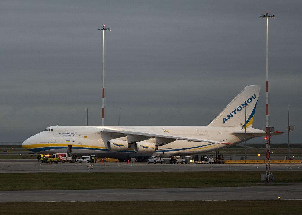 Antonov An-124 Getty