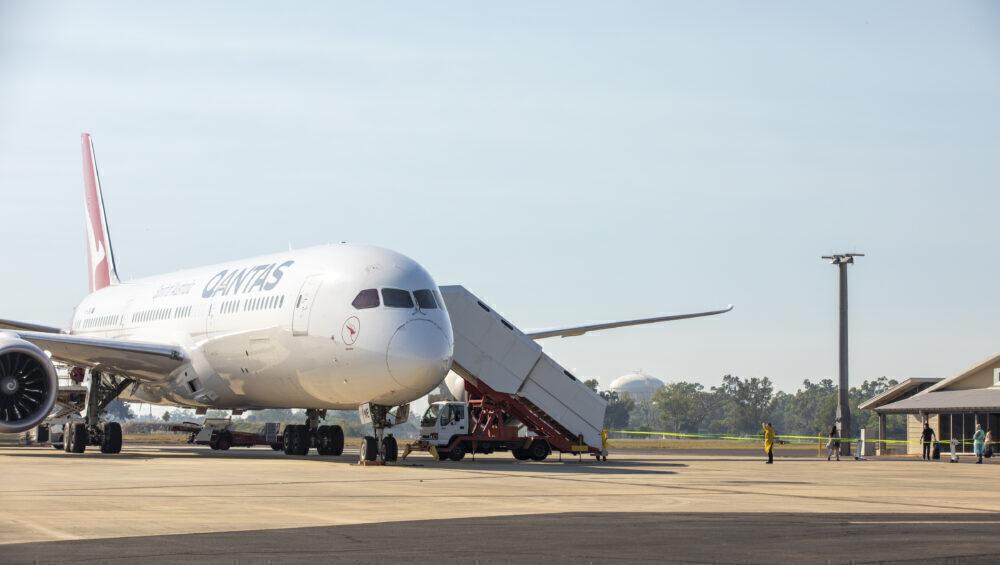 Qantas-Turquía-Australia-Repatriación