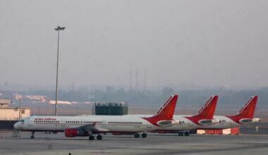 Air India Planes