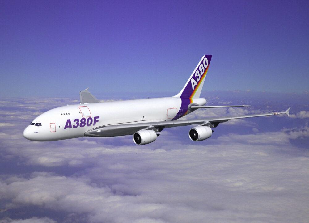 A380 Freighter