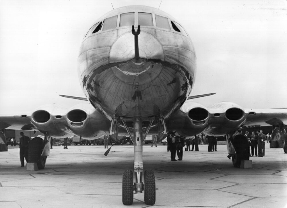 de Havilland DH.106 Comet Prototype