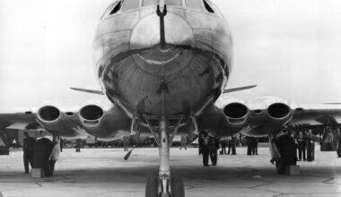 de Havilland DH.106 Comet Prototype