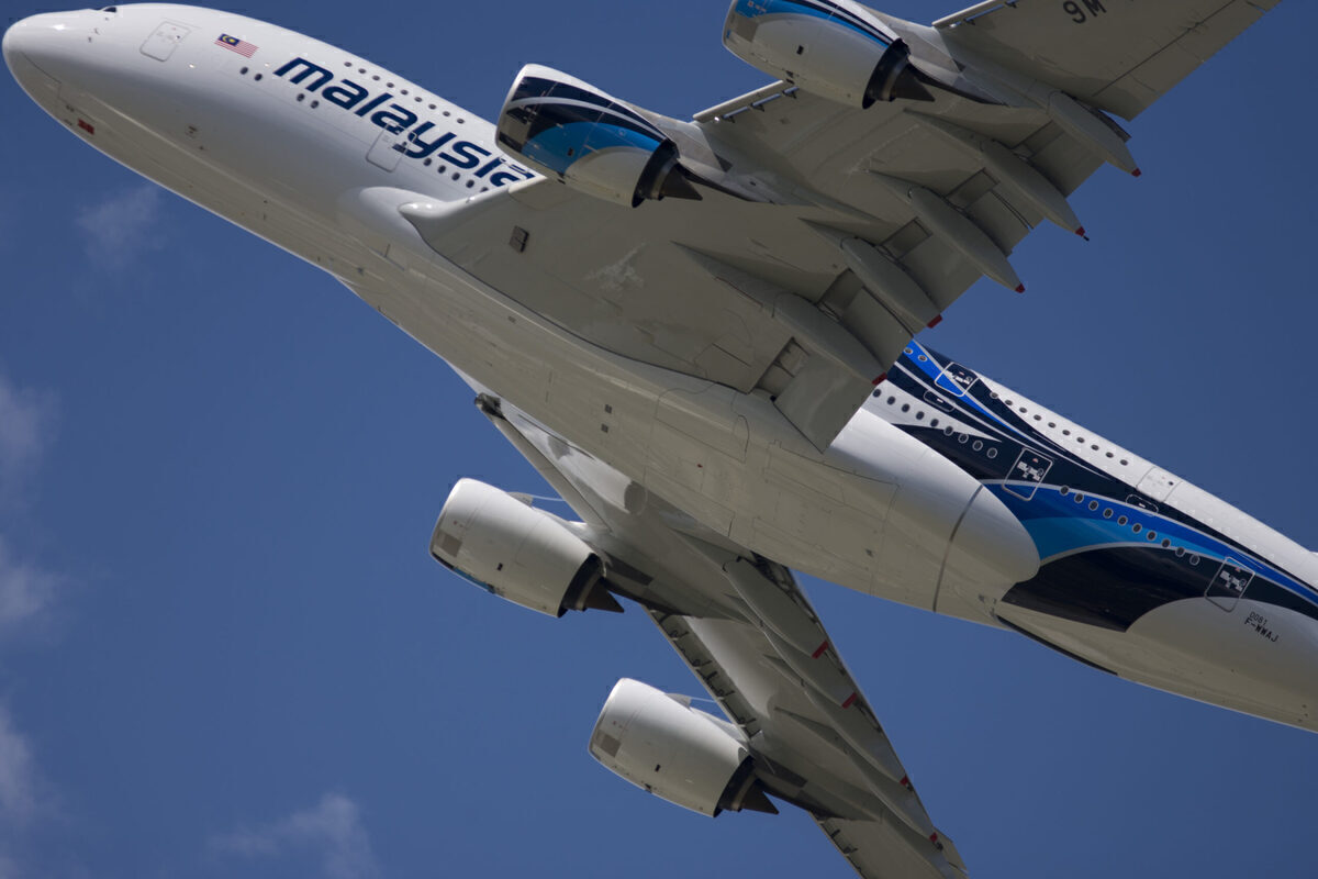 Malaysia Airlines To Retire Airbus A380 Fleet In Coming Months
