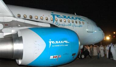 Jazeera Airways A320