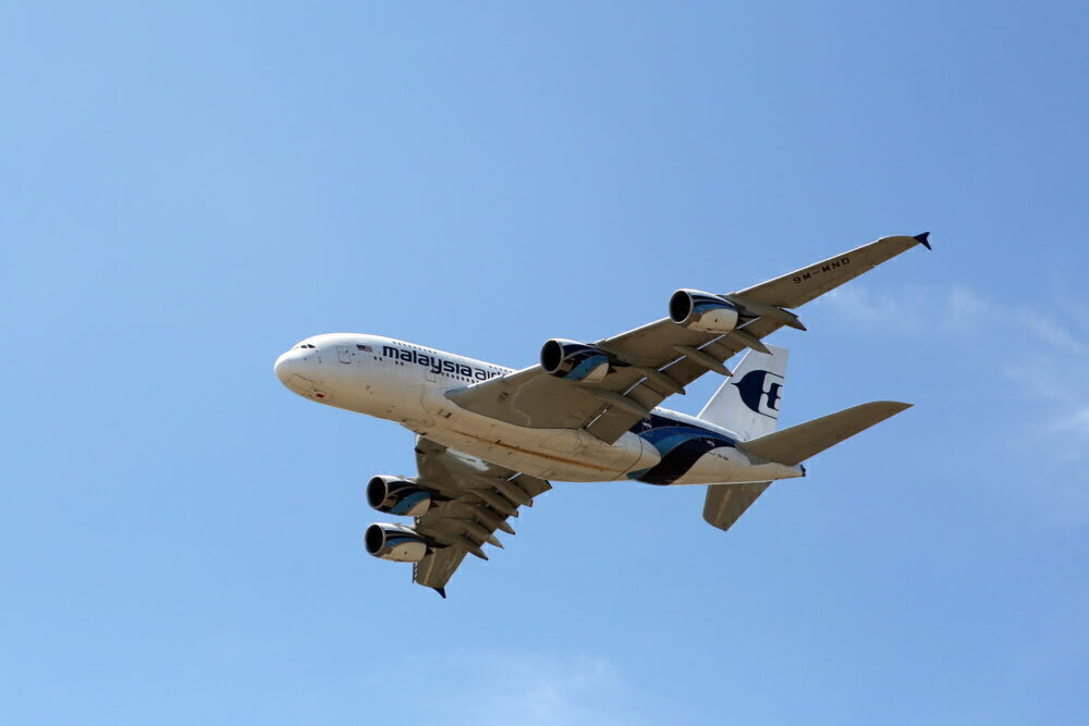 Malaysia Airlines, Airbus A380, Retirement