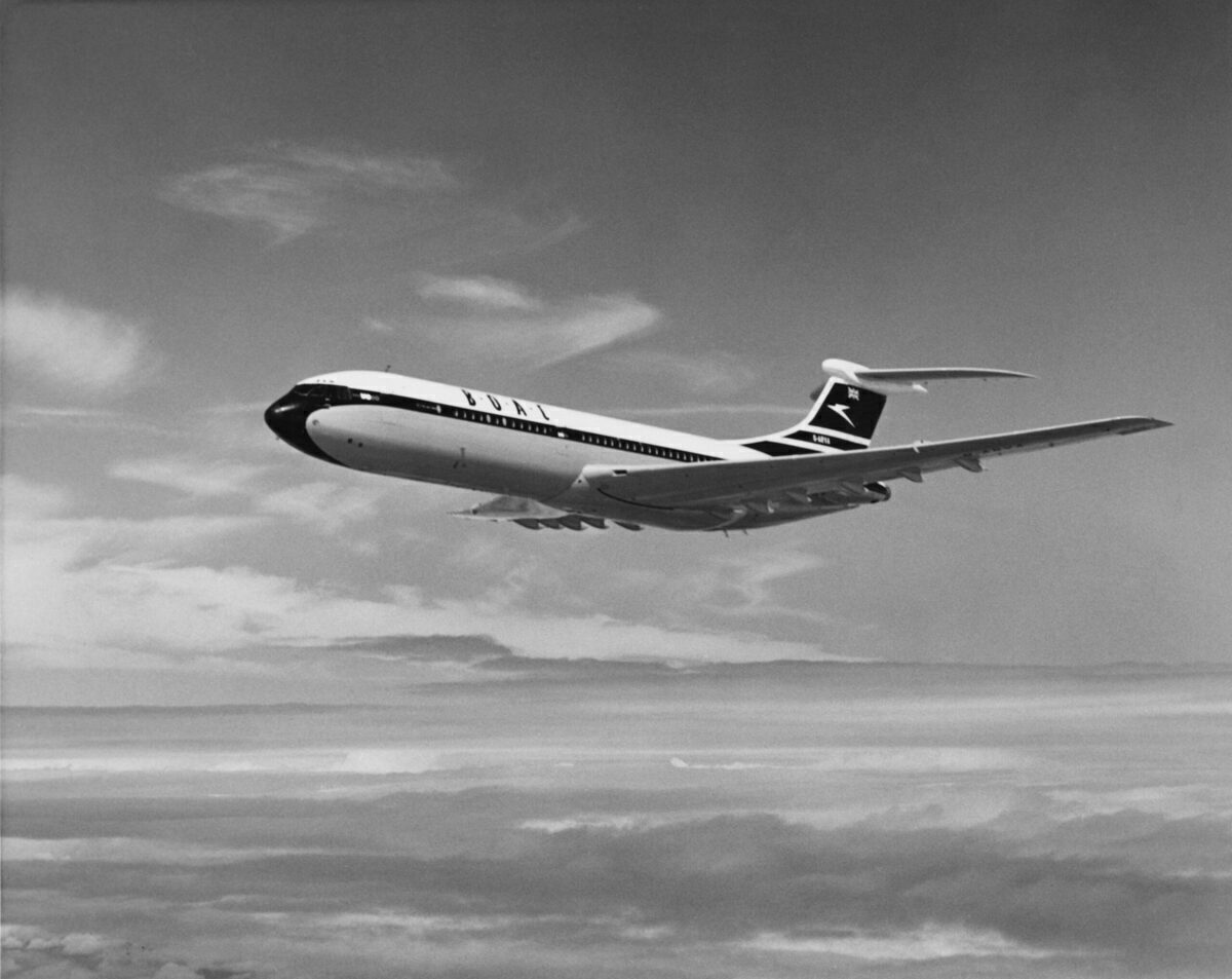 The Story Of The Vickers VC10