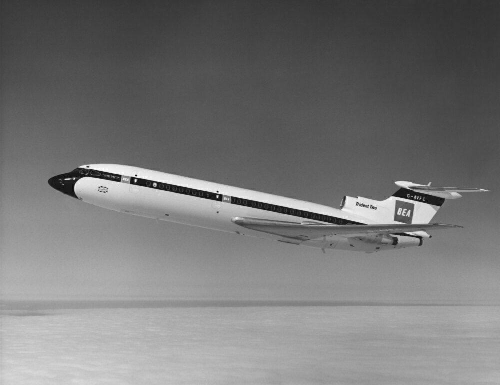 Hawker Siddeley HS 121 Trident 2E
