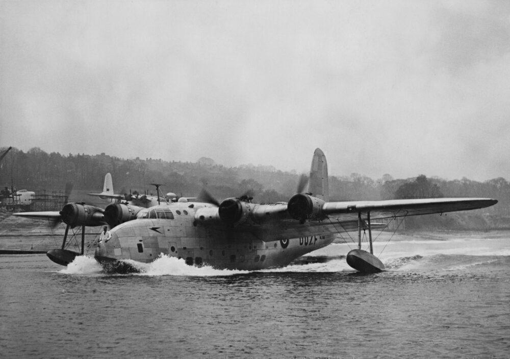 BOAC Flying Boat