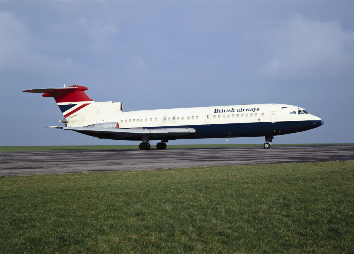 The Story Of The Hawker Siddeley Trident