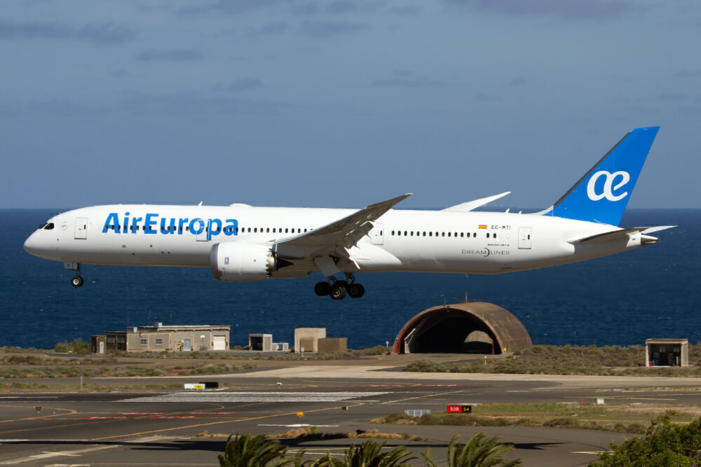 Air Europa Will Return To Miami And New York Next Month