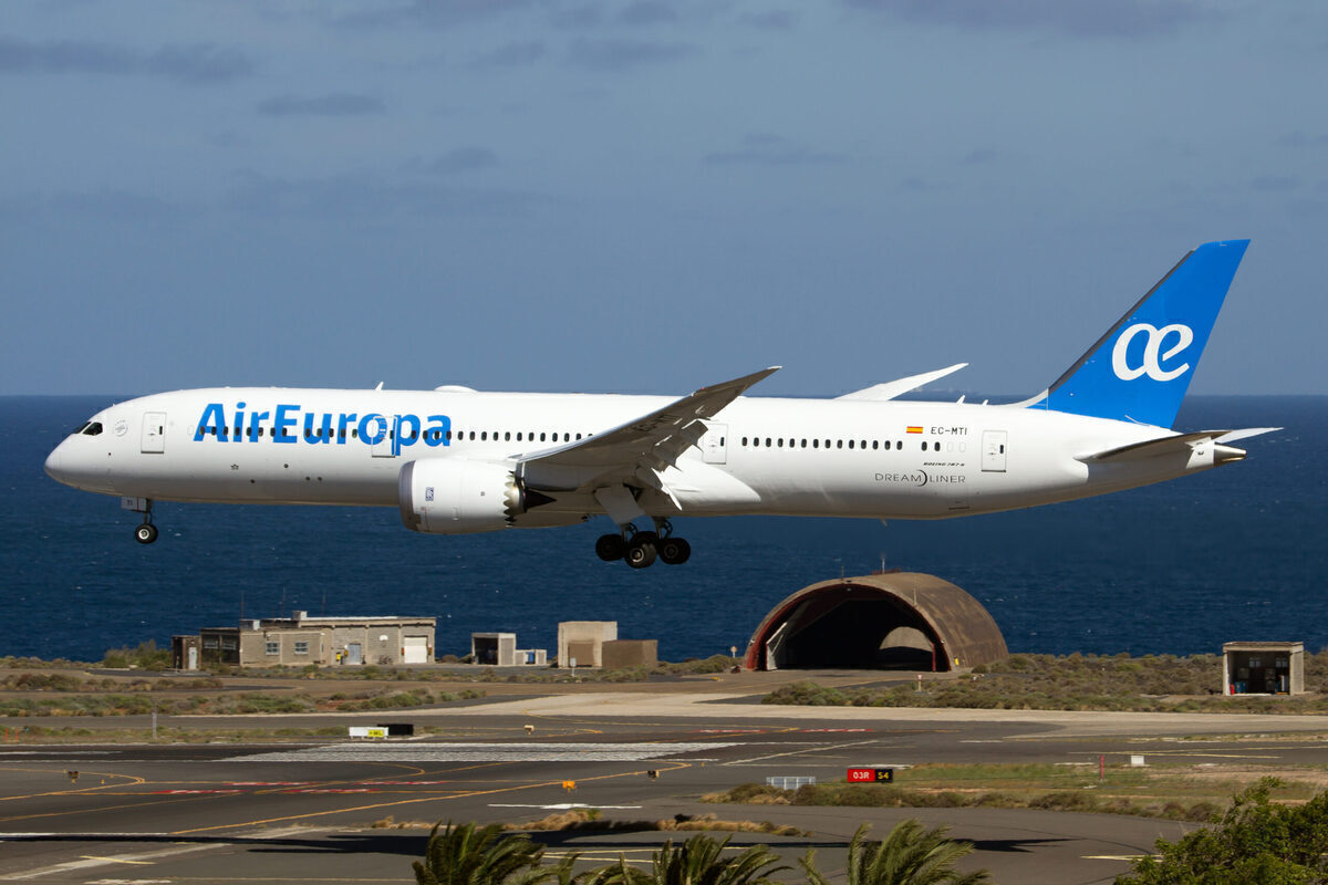 Air Europa Returns To Most Of Its Latin American Destinations