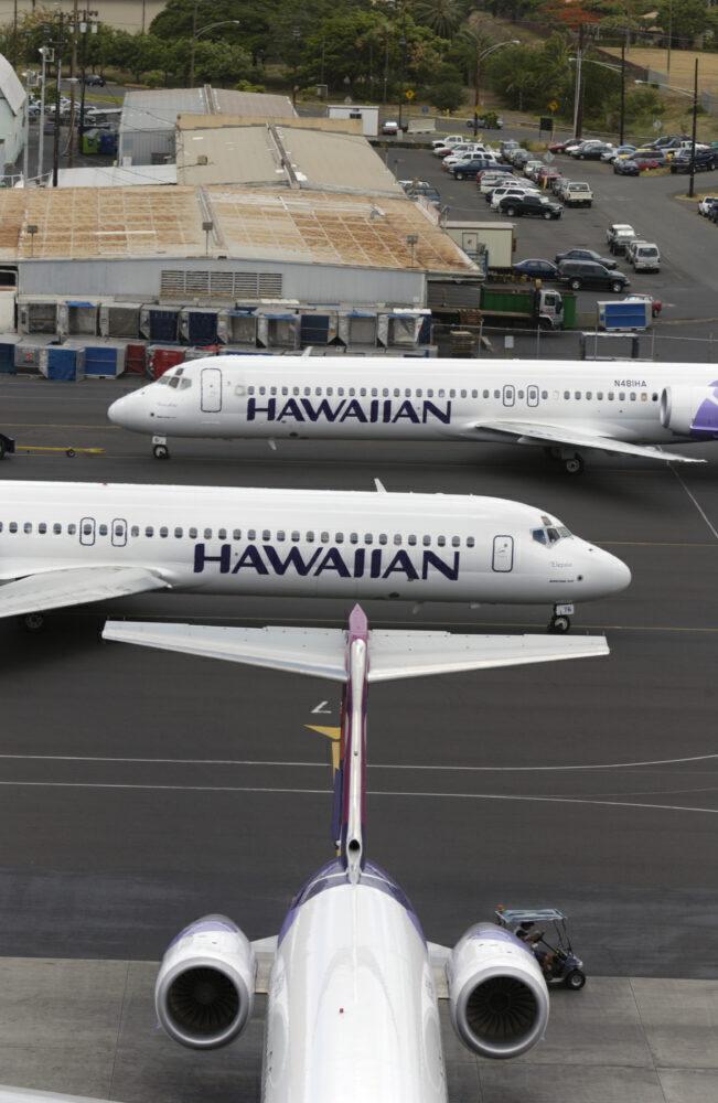 Hawaiian Getty