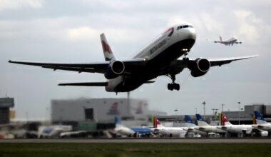 London Heathrow, Red List, Terminal 4
