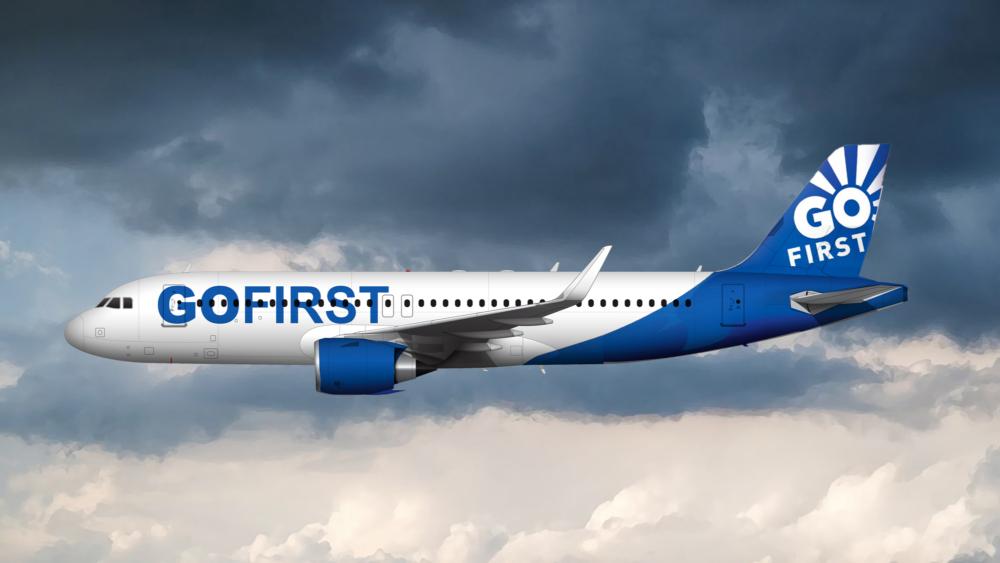Go First A320
