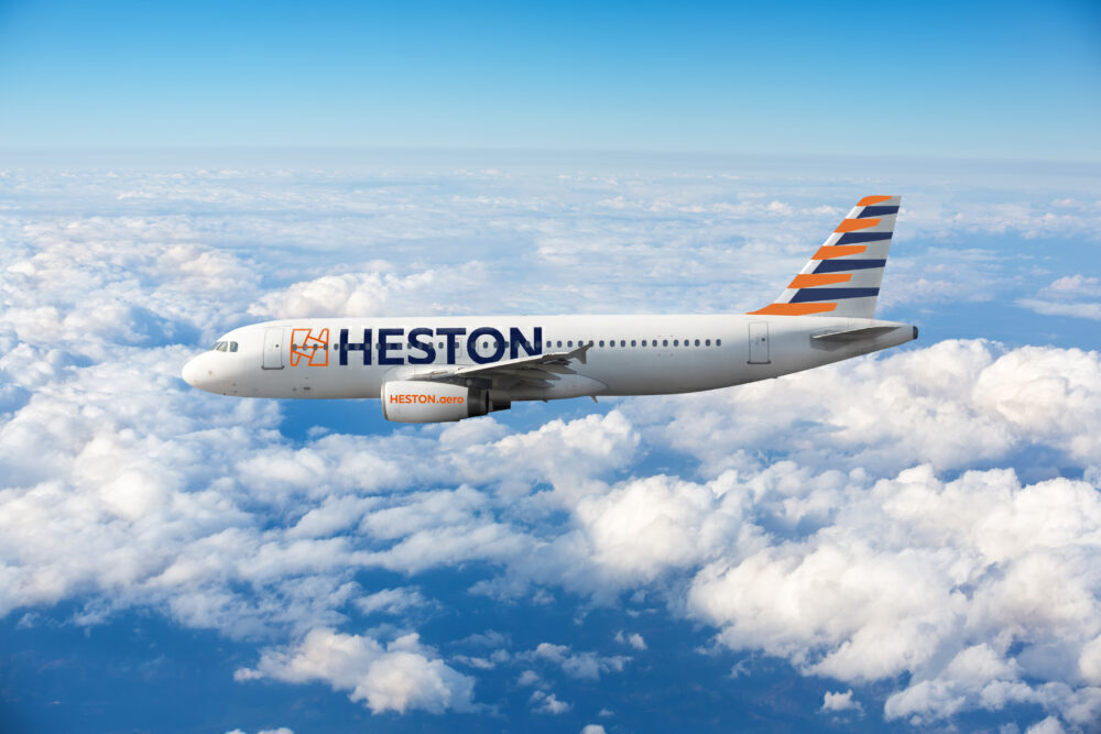 Startup Heston Airlines Takes Second Airbus A320