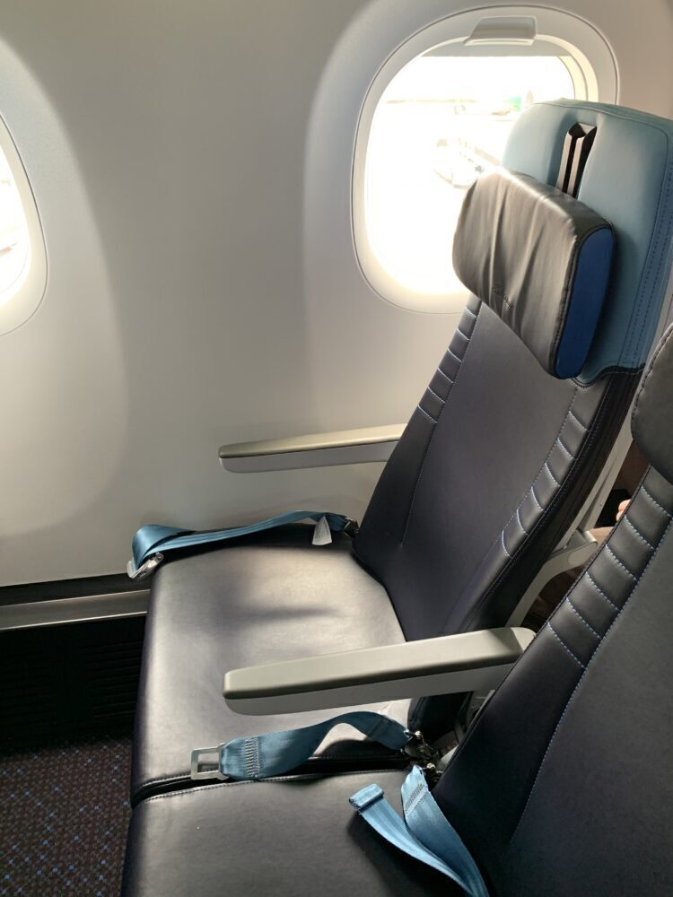 Trip Report: Flying On KLM's E195-E2 From Amsterdam To Stockholm