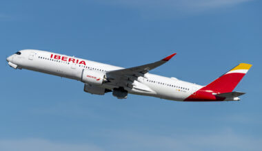 Iberia Airbus A350-941 EC-NCX