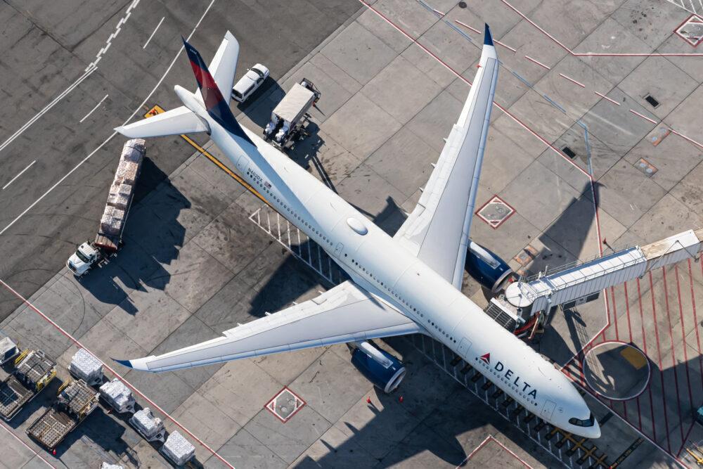 Delta Airbus A330-900neo