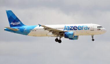 Jazeera_Airways,_9K-CAN,_Airbus_A320-214_(49565882488)