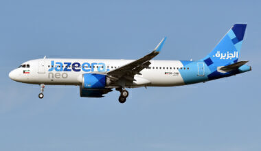 Jazeera_Airways,_9K-CBB,_Airbus_A320-251N_(49585974902)