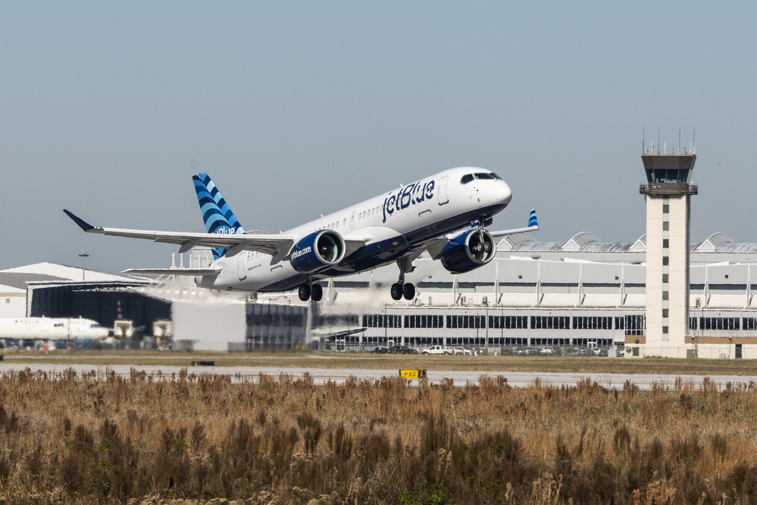 JetBlue Expands Airbus A220 Services Out Of Boston